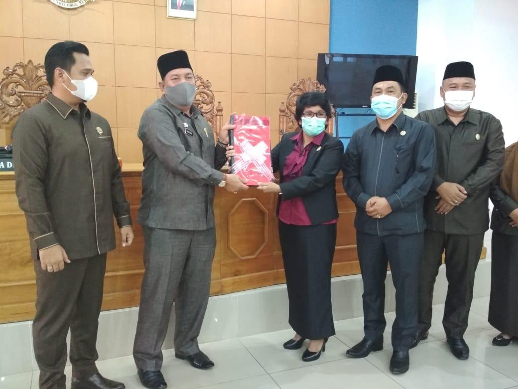 Rancangan Jamkesda Kado Akhir Tahun DPRD BU untuk Masyarakat Bengkulu Utara
