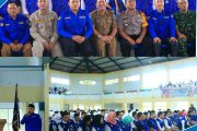 Siap Cegah Narkoba di Lingkungan Sekolah, SANS Bengkulu Utara Dilantik