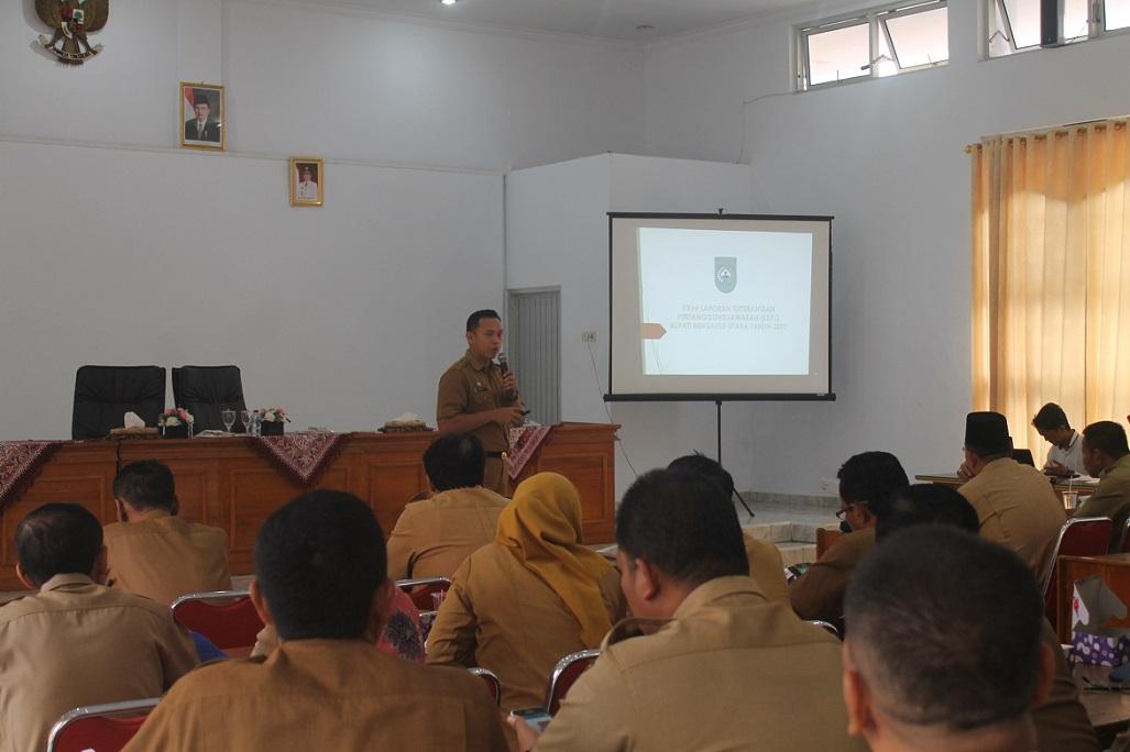 LPPD Bengkulu Utara Wajib di Publikasikan Kepada Masyarakat